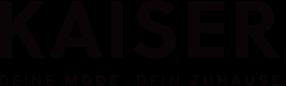 Kaiser Logo schwarz