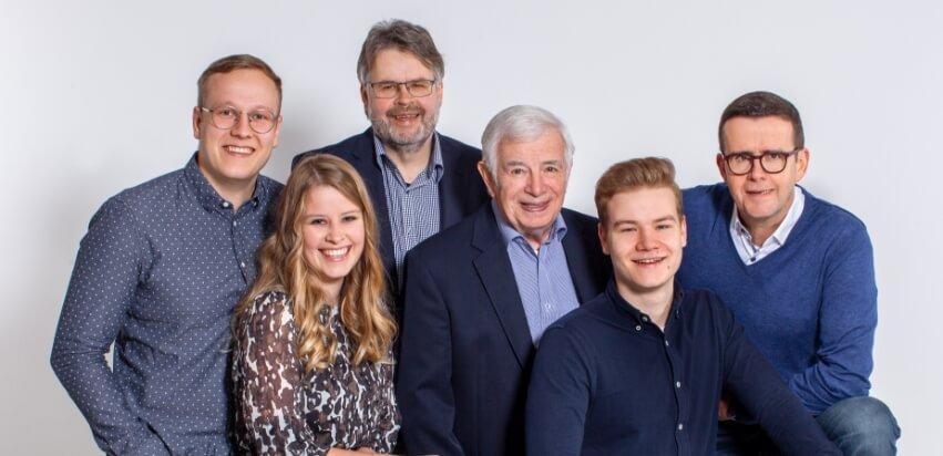 Familienfoto Kaiser