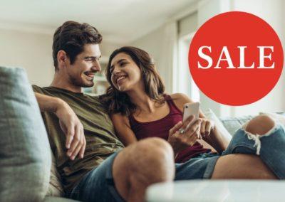 Jetzt bis zu 50% sparen! 20% Rabatt auf Textilien