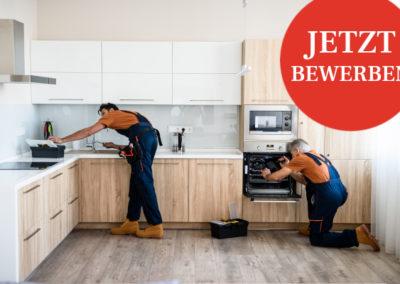 Unsere Küchen brauchen Dich!